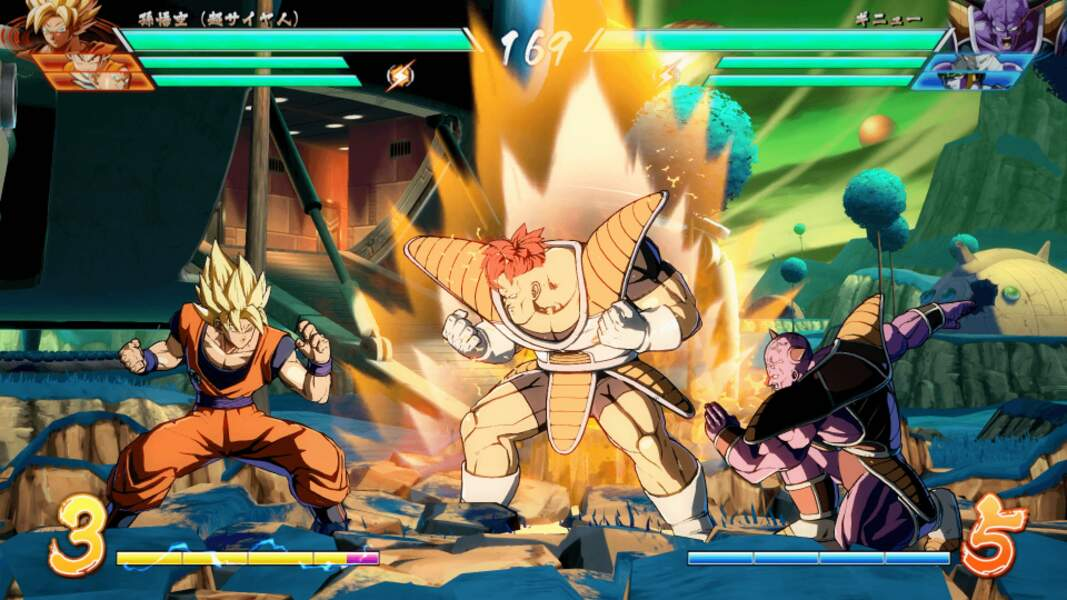 Dragon Ball Fighter Z  (PC, PS4, Xbox One)