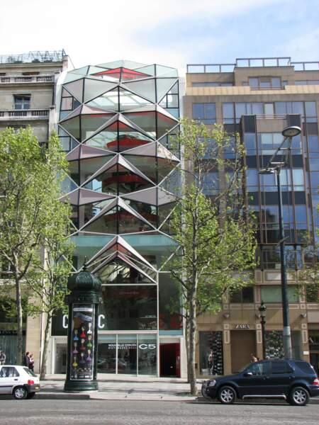 Le 42, avenue des Champs-Elysées, Paris 8è