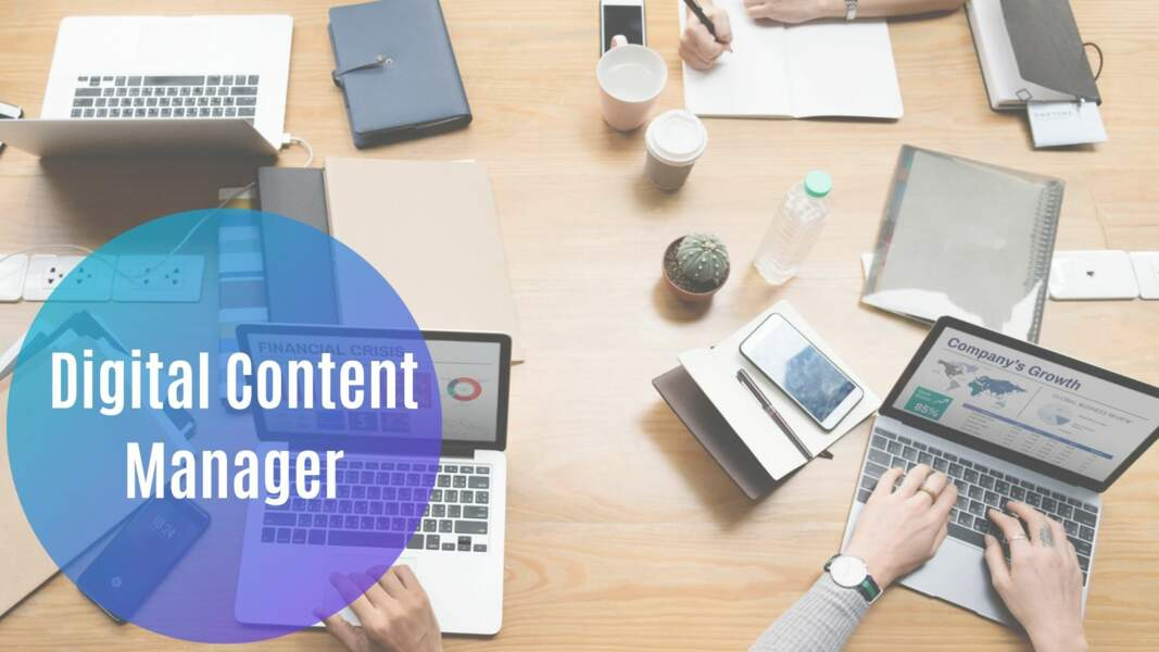 Digital content manager