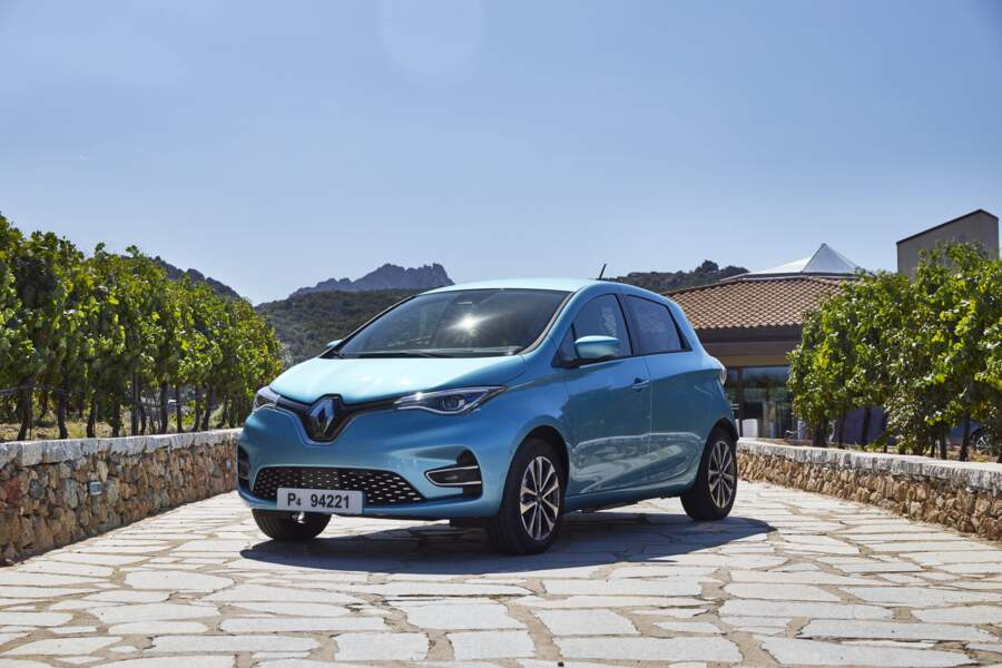 Bilan de l'essai Renault Zoé 2