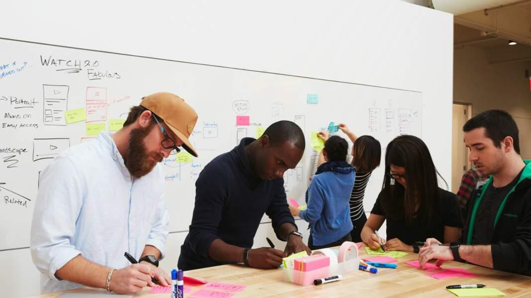 6. Senior HR Business Partner chez Google