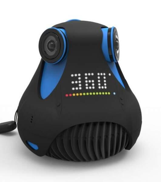 La 360cam de Gyroptic