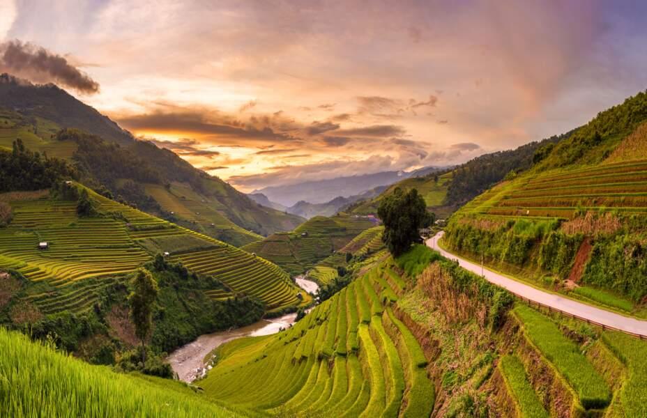 3 - Vietnam : un pho et une bière traditionnelle pour quelques euros