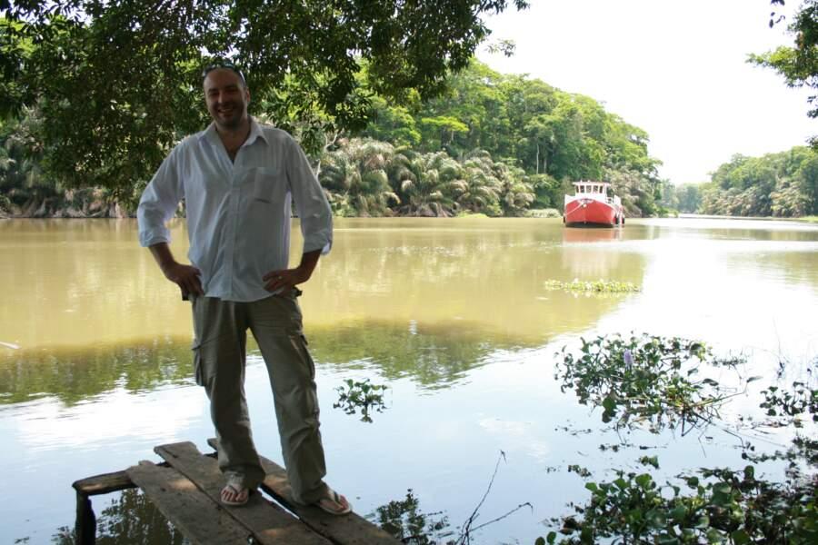 Stéphane Hébert, Siem Reap (Cambodge) : trouver l'équilibre