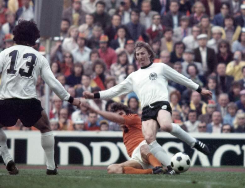 Finale de la Coupe du monde de 1974 : RFA 2 - Pays-Bas 1