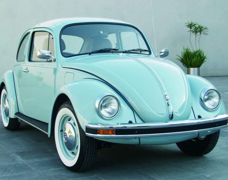 La Coccinelle de Volkswagen