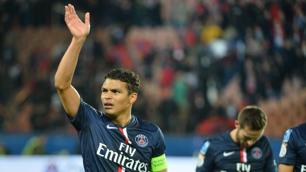 5 - Thiago Silva (PSG) : 5.902 €/min