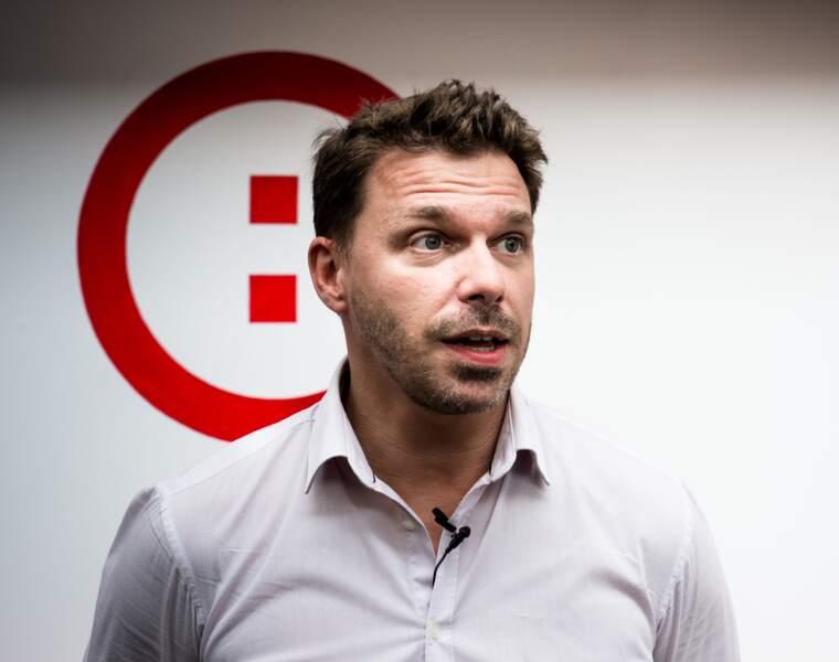 Frédéric Bardeau, 44 ans : former les chômeurs en leur apprenant à coder