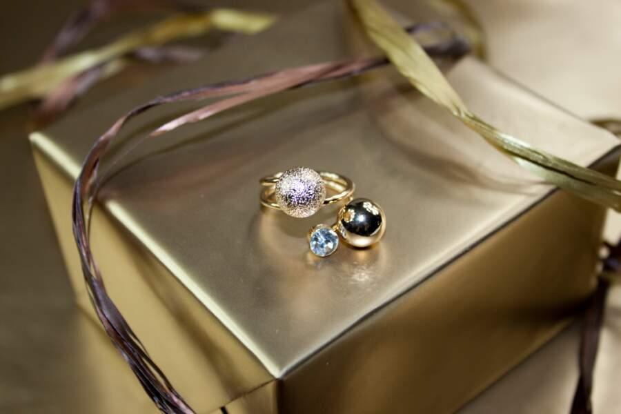 A partir de novembre : les fêtes de fin d'année dopent les achats de bijoux en or