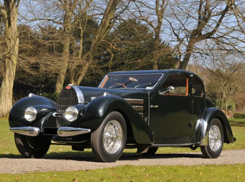 Bugatti Type 57 Coach Ventoux