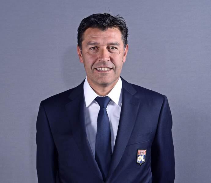 Hubert Fournier, ex-entraîneur de l'OL