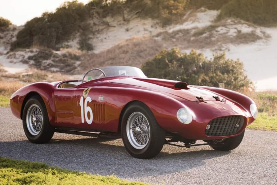 Ferrari 275S/340 America Barchetta by Scaglietti