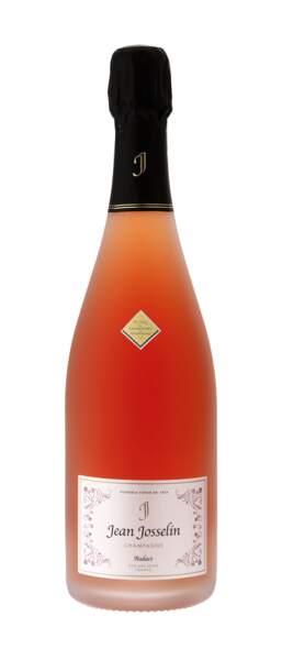 Josselin, Cuvée Audace Brut Rosé