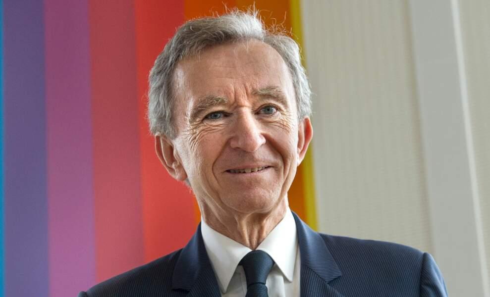 1. Bernard Arnault (LVMH)