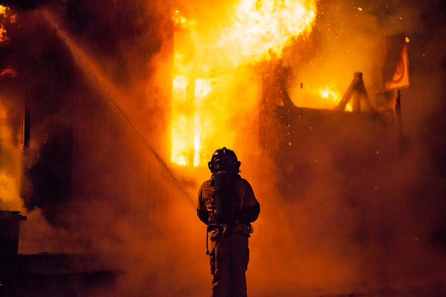 18. Pompier