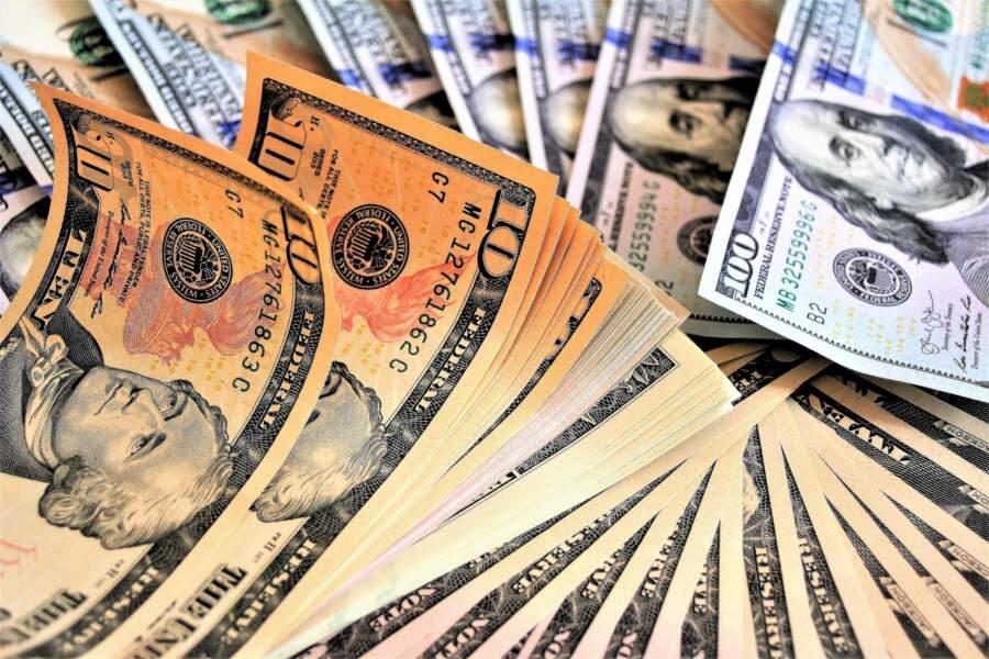 L'inflation, qui tend à s'amplifier, pourrait continuer d'accélérer, soutenant ainsi l'or…