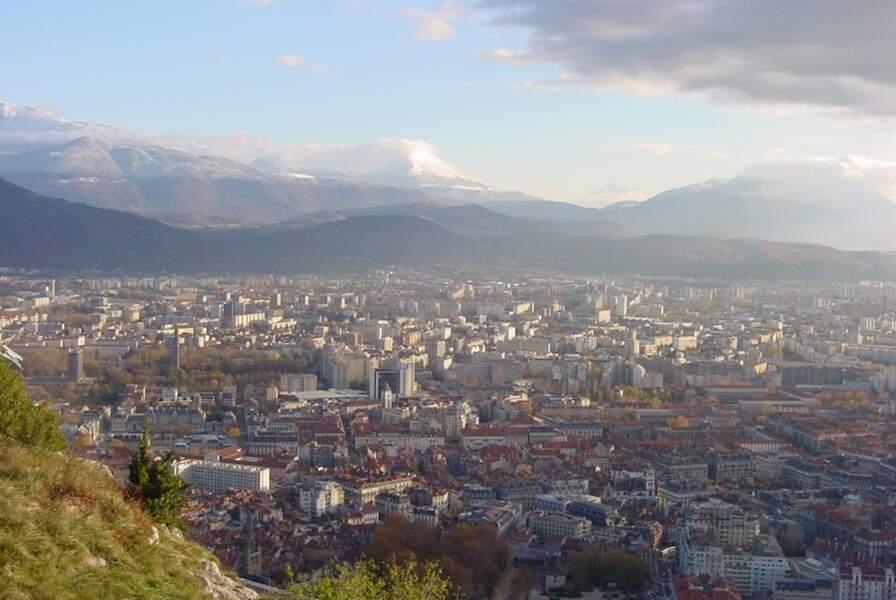 12.Grenoble