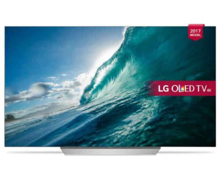 LG OLED 65C7V : une fluidité à toute épreuve