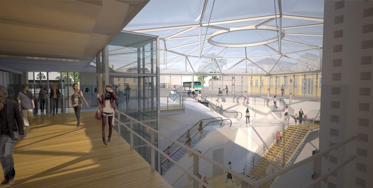 Gare de Sevran-Livry