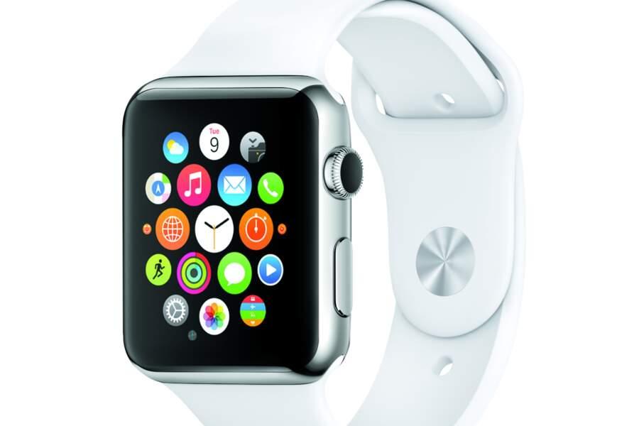 Apple Watch Sport : la marque leader