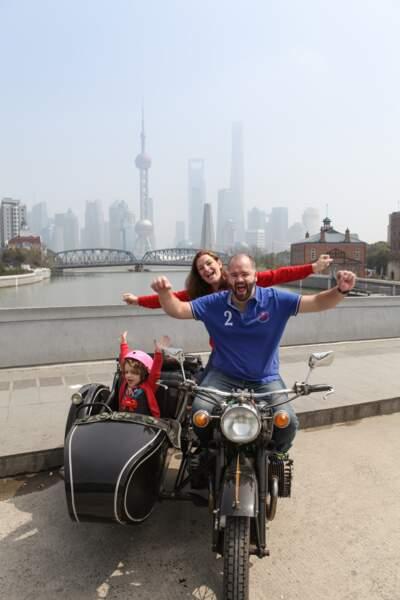 Adrien Devenyns, Shanghaï : vivre l'extraordinaire