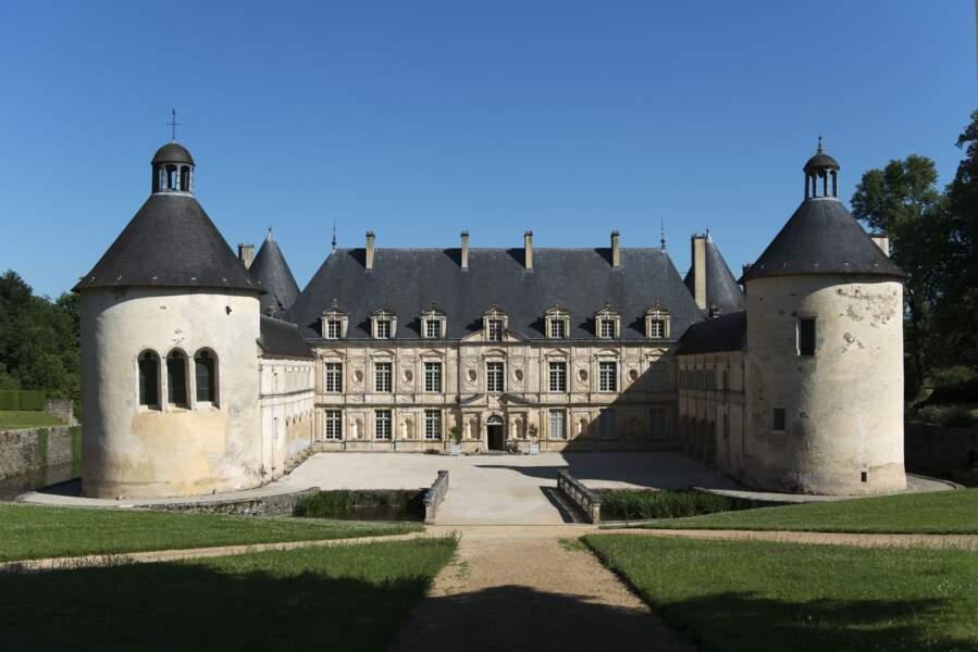 Bourgogne-Franche-Comté : Château de Bussy-Rabutin