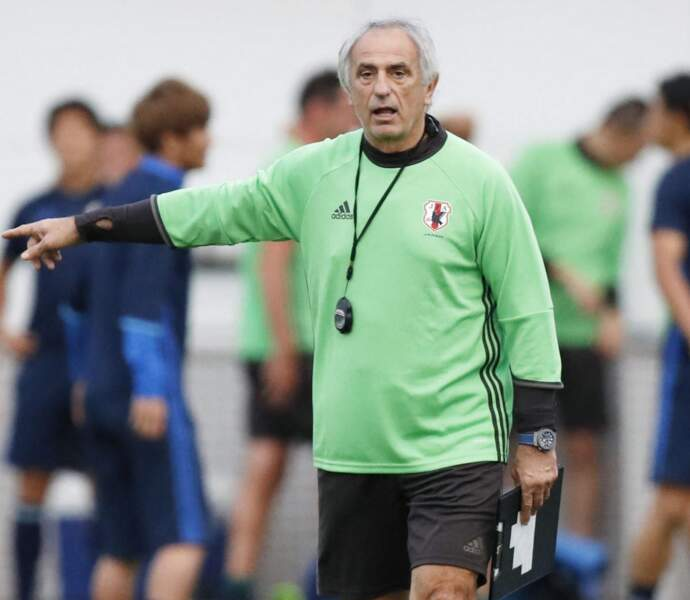 Vahid Halilhodzic, ex-entraîneur du PSG