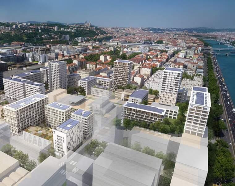 Le Living Lab Confluence : la ville du futur se conçoit ici