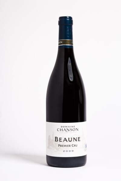 Beaune premier cru 2009, Domaine Chanson