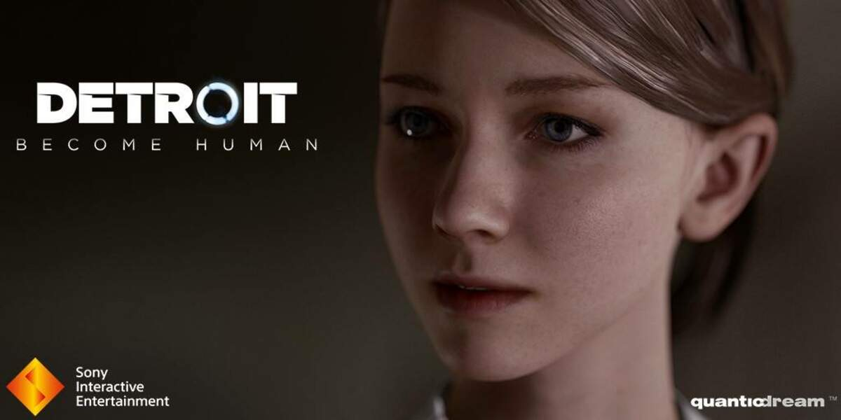 Detroit : Become Human (PS4 exclusivement)