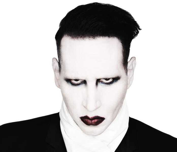Marilyn Manson : Un génie du shockvertising