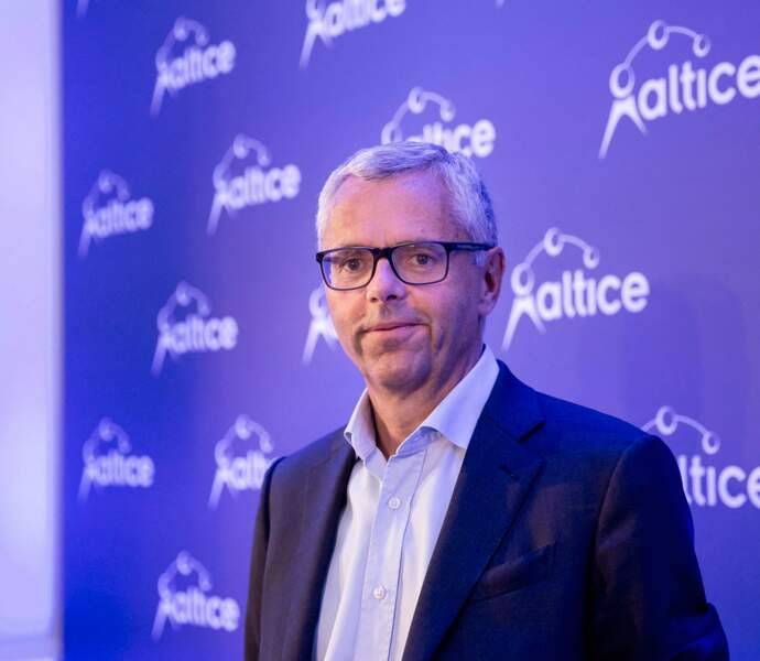 Michel Combes, ex-DG d'Alcatel-Lucent