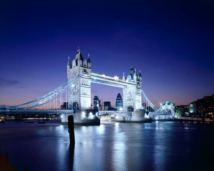 Londres, le hub mondial