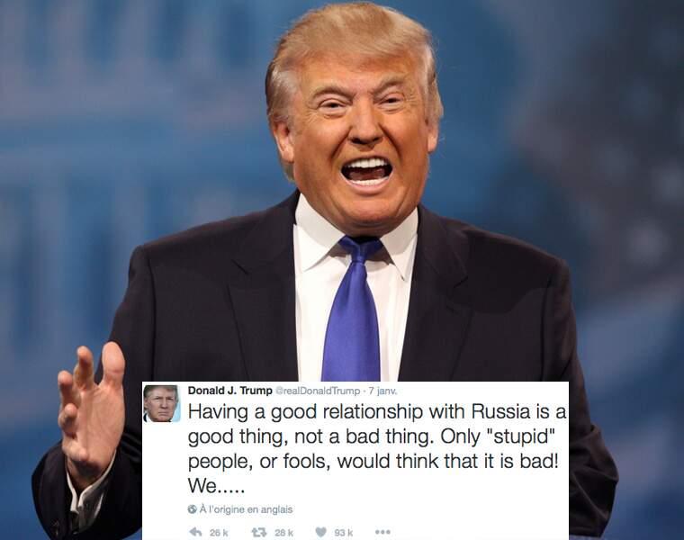 Vers une restauration des relations américano-russes