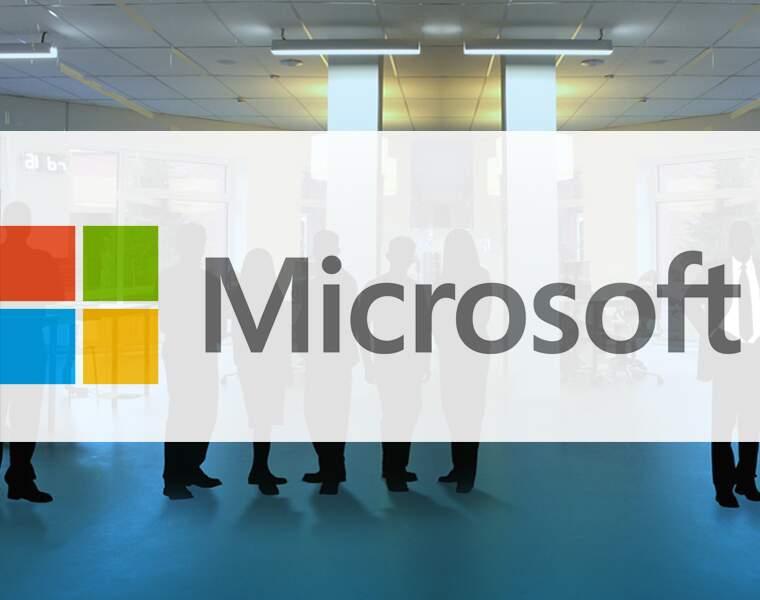 3ème : Microsoft France