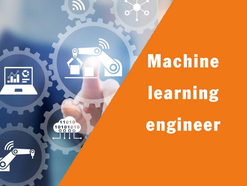 Machine learning engineer - Il rend les équipements intelligents
