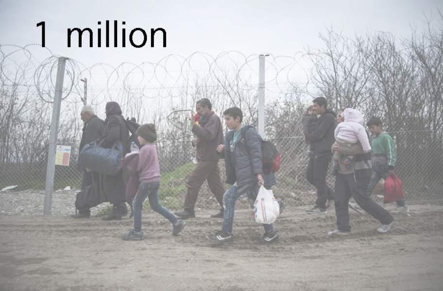 Les migrants vont continuer d'affluer