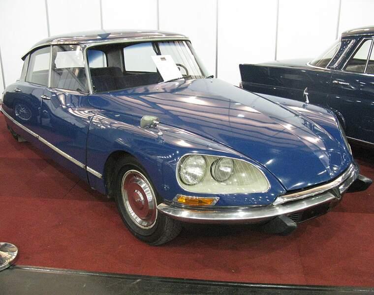 Citroën DS 1972