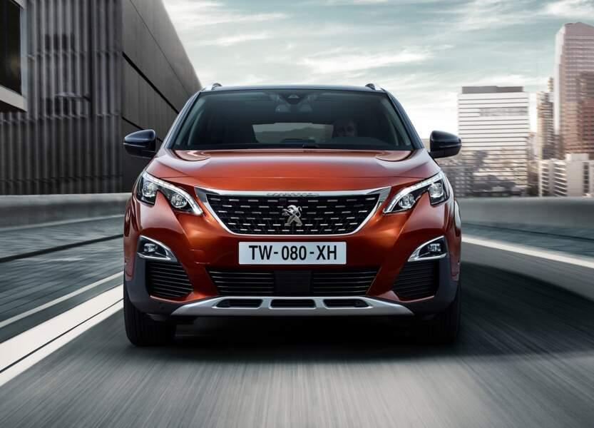 4 - Peugeot 3008 (7.161 ventes)