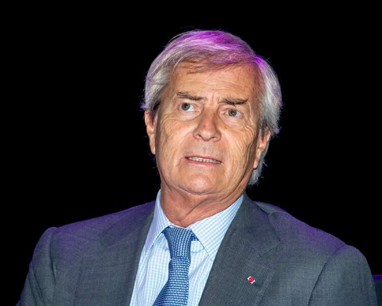Vincent Bolloré - Vivendi