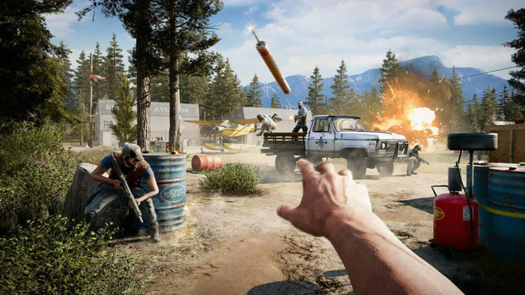 Far Cry 5 (PC, PS4, Xbox One)