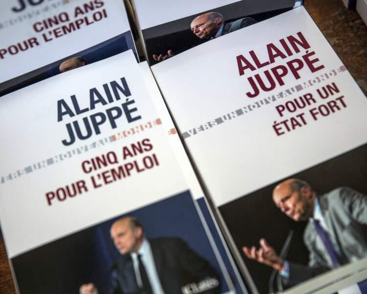 Alain Juppé : 42 940 livres vendus