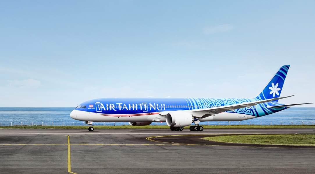 Le 787-9 de Boeing