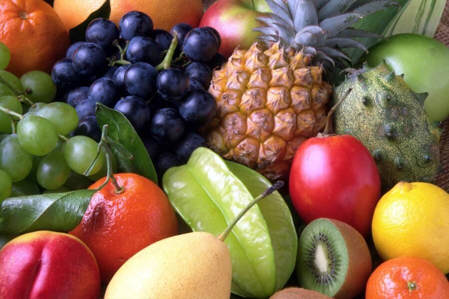 Les 10 fruits les plus contaminés