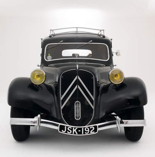 1934 : La 7 CV de Citroën a contribué à démocratiser la technique de la traction avant