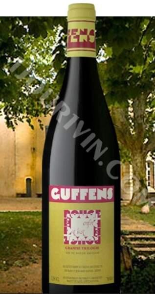 Vin de France 2012, Trilogie, Guffens au Sud