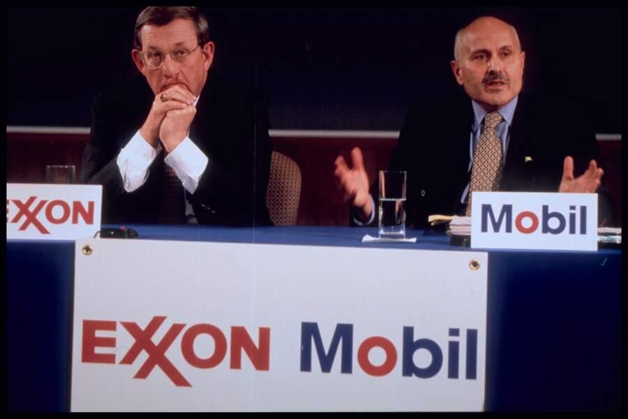 10. Exxon - Mobil : 85,1 milliards de dollars