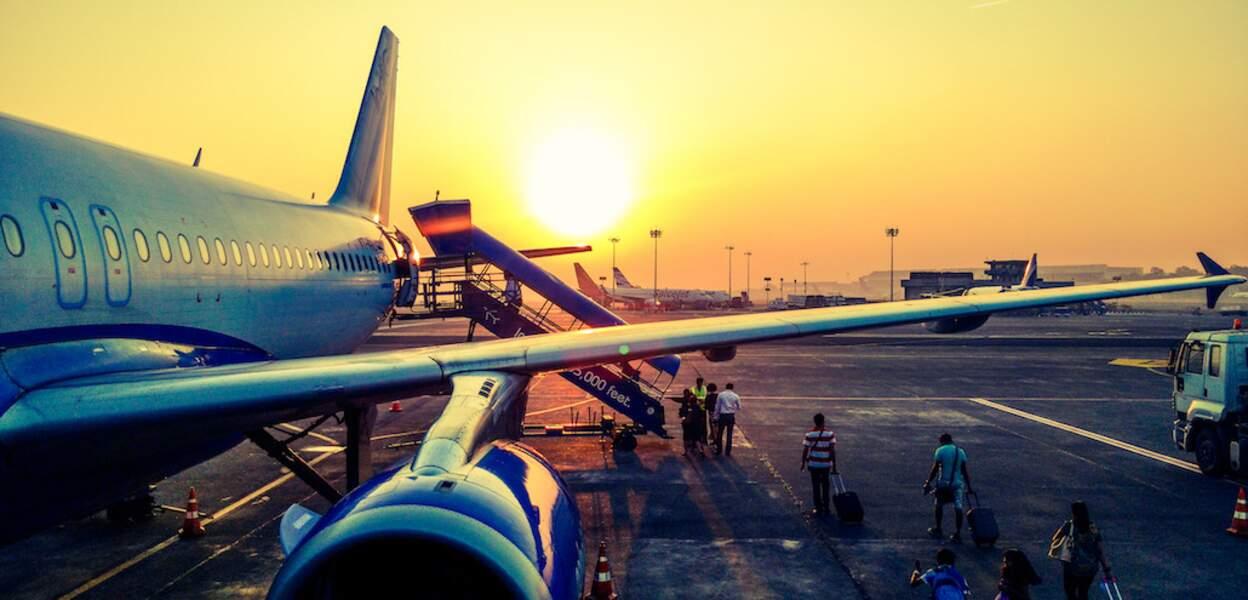 2. Cadres des transports, de la logistique et navigants de l'aviation