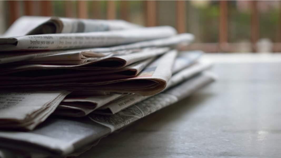 20. Journaliste de presse écrite : 29% de chances d'être remplacé