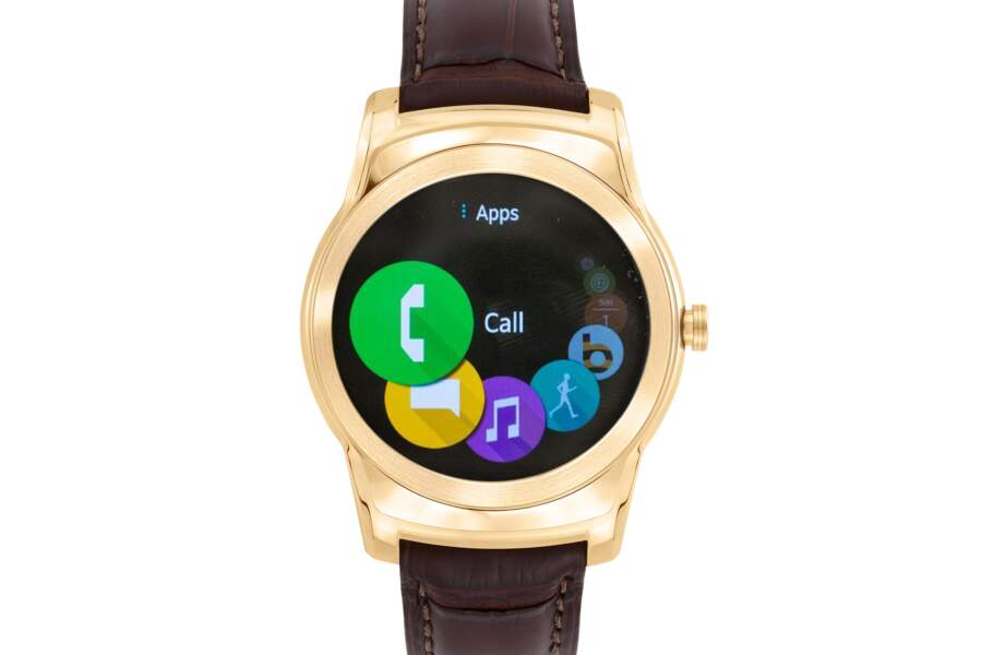 LG Watch Urbane : la plus chic